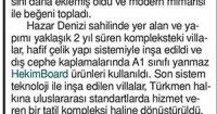 Yeni Çağrı Gazetesi<br /> 01 Eylül 2016