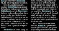 Ankara Son Söz Gazetesi<br /> 05 Kasım 2016