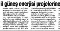 Yeni Çağrı Gazetesi<br /> 06 Ekim 2016