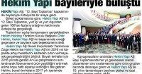 Ticari Hayat Gazetesi<br /> 18 Şubat 2017