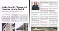 Çatı ve Cephe Dergisi<br /> 01/05/2014