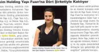 Yalıtım Dergisi<br /> 01/05/2014