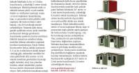 Yapı Dergisi<br /> 01/05/2014