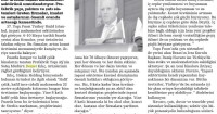 Samsun Denge Gazetesi<br /> 08/05/2014