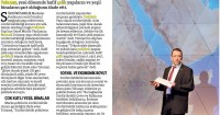 Hürriyet Gazetesi<br /> 31/05/2014