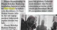 Kuzey Express Gazetesi<br /> 21/06/2014