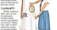 Sabah Gazetesi Günaydın Eki<br /> 25/06/2014