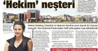 Sabah Gazetesi<br /> 26 Aralık 2014
