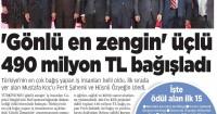 Akşam Gazetesi<br /> 27 Aralık 2014