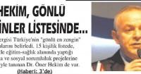 Giresun Gündem Gazetesi<br /> 27 Aralık 2014