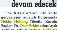 Giresun Ekspres Gazetesi<br /> 29 Aralık 2014