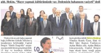 Giresun Gündem Gazetesi<br /> 29 Aralık 2014