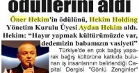 Yeni Giresun Gazetesi<br /> 29 Aralık 2014