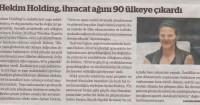 Dünya Gazetesi<br /> 06 Ocak 2015