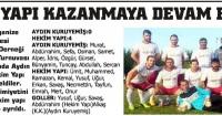 Akşam Haberleri Gazetesi<br /> 28 Mayıs 2015