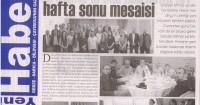 Yeni Haber Gazetesi<br /> 10 Haziran 2015