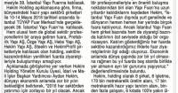Son Saat Gazetesi<br /> 10 Mayıs 2016