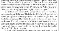 Ankara Başkent Gazetesi<br /> 12 Mayıs 2016