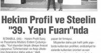 Tünaydın Gazetesi<br /> 16 Mayıs 2016