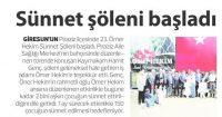 Karadenizde İlk Haber Gazetesi<br /> 28 Mayıs 2016
