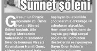 Trabzon Kuzey Ekspress Gazetesi<br /> 28 Mayıs 2016