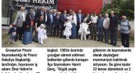 Yeşil Giresun Gazetesi<br /> 28 Mayıs 2016