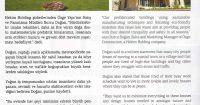 Panel Türk Dergisi<br /> Temmuz-Ağustos 2016