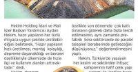 Milliyet Gazetesi<br /> 12 Temmuz 2016