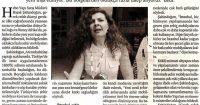 Hürses Gazetesi<br /> 29 Ağustos 2016