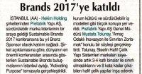 Son An Gazetesi<br /> 25 Nisan 2017