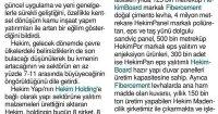 Tünaydın Gazetesi<br /> 29 Aralık 2016