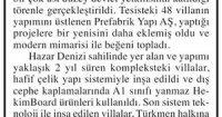 Ankara Başkent Gazetesi<br /> 31 Ağustos 2016