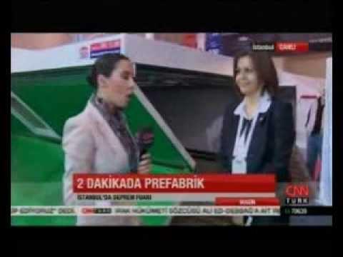 Afet Yönetimi Fuarı CNNTurk Haberi