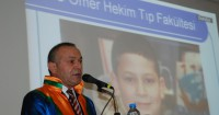 Sayın Öner Hekim'e Fahri Doktora