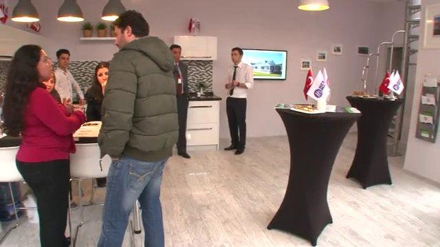 Özge Yapı A.Ş. ÜlkeTV Fuar Haber Programı (Yapı Fuarı 2014)
