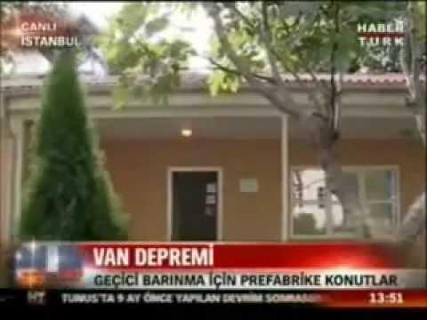 Prefabrik Yapı A.Ş. Haber Türk Haber Bülteninde