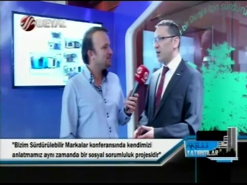 Sürdürülebilir Markalar Konferansı (Beyaz TV)
