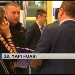 İstanbul Yapı Fuarı 2015 Çıkış Yolu [Bloomberg HT]