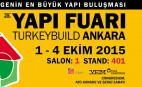 Hekim Yapı A.Ş. 2015 Ankara Yapı Fuarı'nda