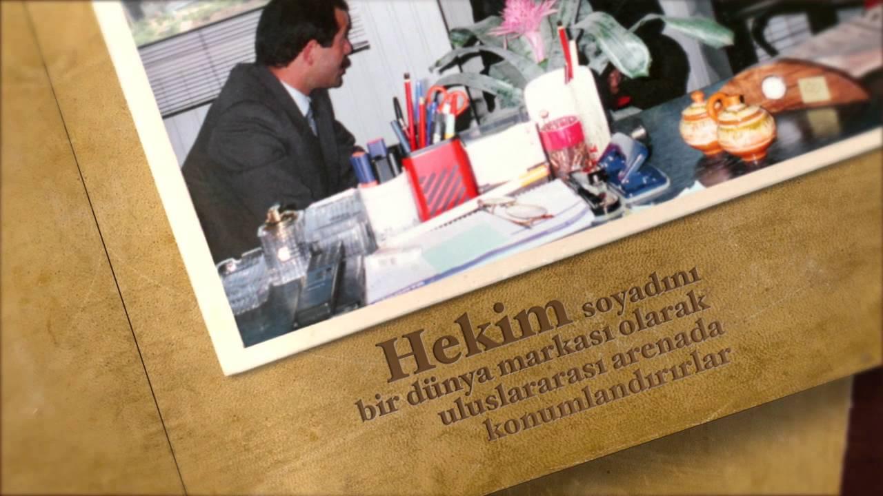 Sn. Dr. Öner Hekim ve Sn. Nafiz Hekim'e İtafen
