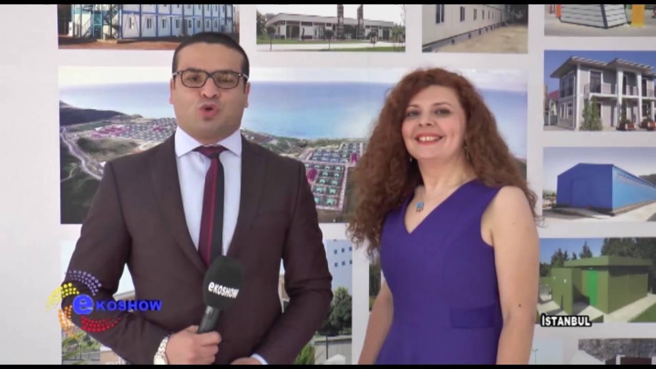 Hekim Holding Yapı Fuarı'nda [EkoShow]