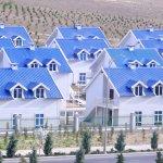 Hafif Çelik Villalar – Prefabrik Yapı A.Ş. – Türkmenistan