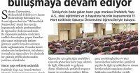 Milliyet Gazetesi<br /> 31 Mart 2018
