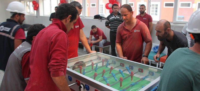 1.Ömer Hekim Hendek Masa Tenisi ve Langırt Turnuvası Finali Yapıldı