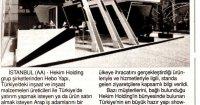 Yeni Çağrı Gazetesi<br /> 01 Aralık 2018