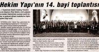 Tünaydın Gazetesi<br /> 02 Mart 2019