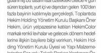 Hürses Gazetesi<br /> 09 Mart 2019