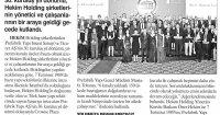 Günboyu Gazetesi<br /> 10 Kasım 2019